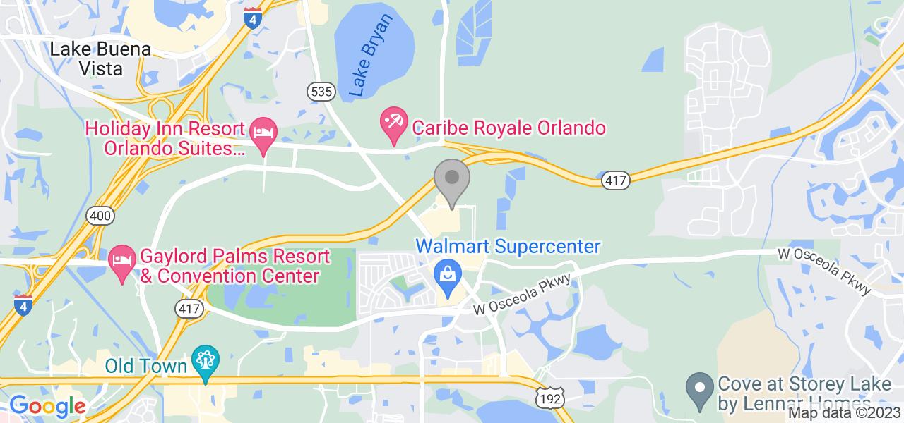 8100 Poinciana Blvd, Orlando, FL 32821, USA