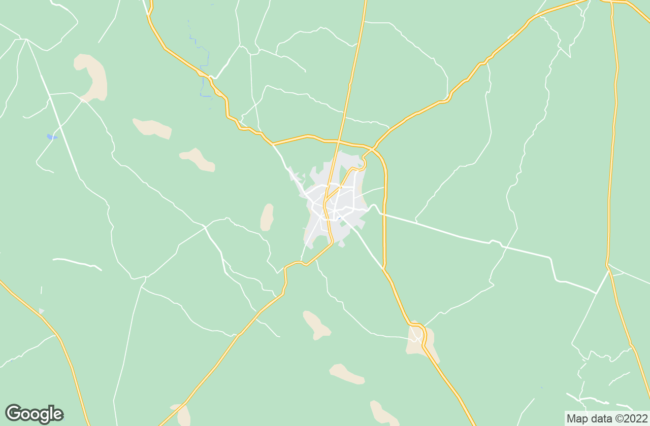 Google Map of Bareilly