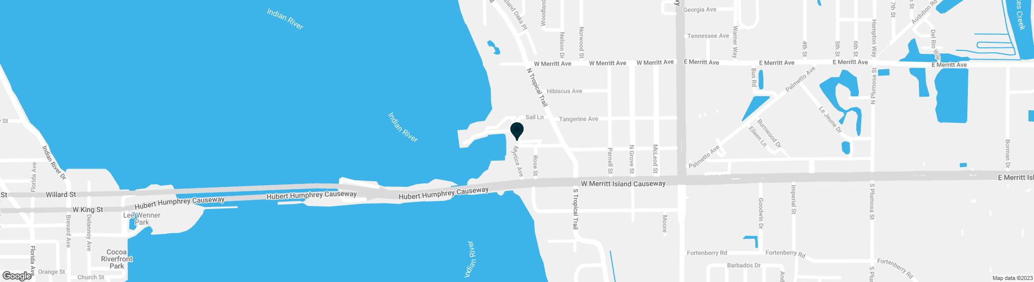 134 Starboard Lane Merritt Island FL 32953