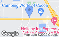 Map of , FL