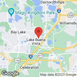 Disneys Lake Buena Vista Golf on the map