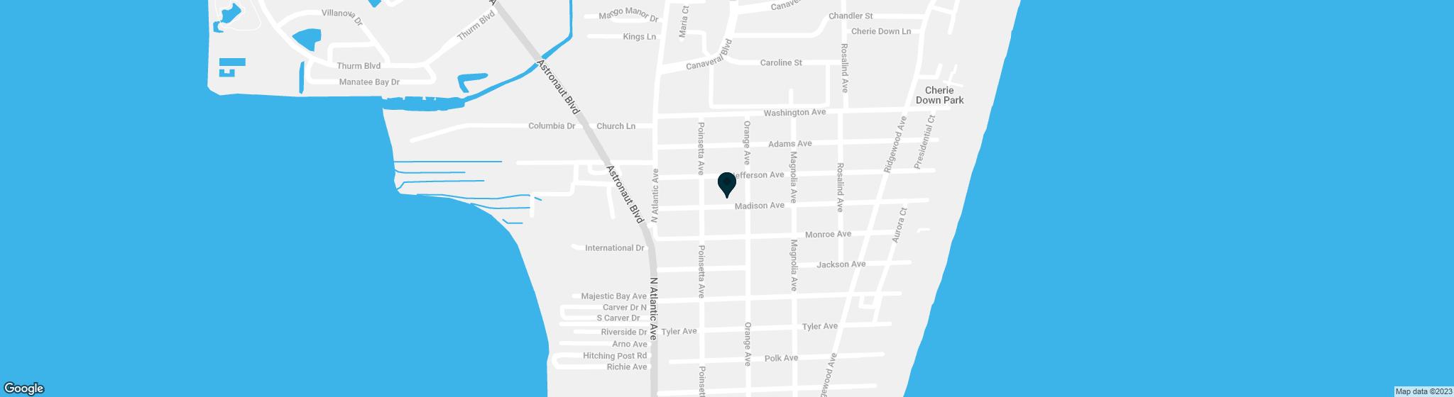214 Madison Avenue Cape Canaveral FL 32920