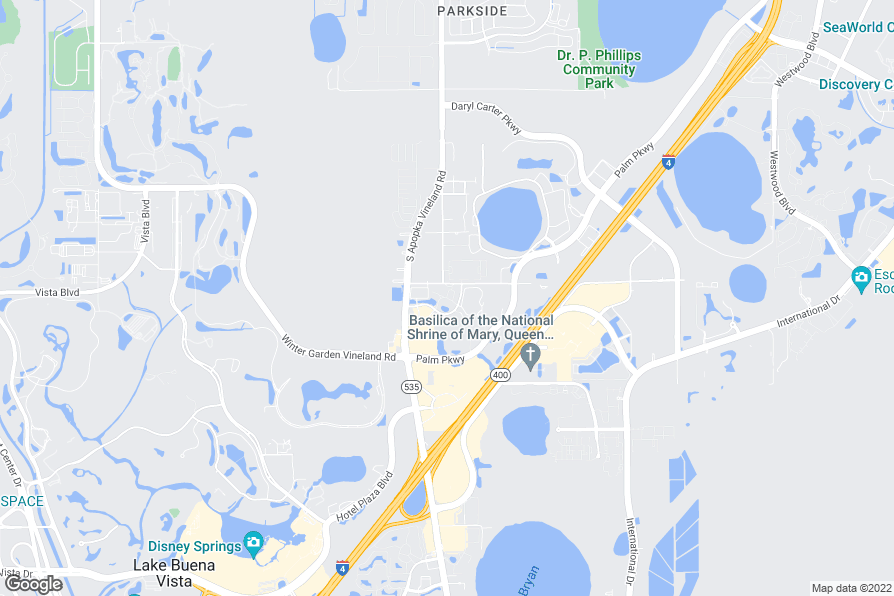 Halal Restaurants Near Disney Orlando
