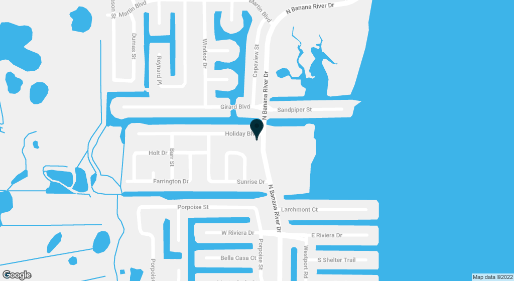1515 Holiday Boulevard Merritt Island FL 32952
