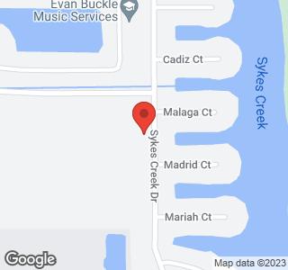 2285 Sykes Creek Drive
