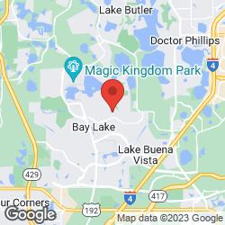 Disney's Osprey Ridge Golf Course on the map