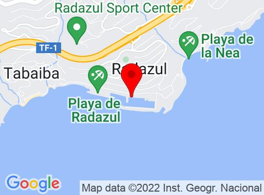 Google Map of Radazul