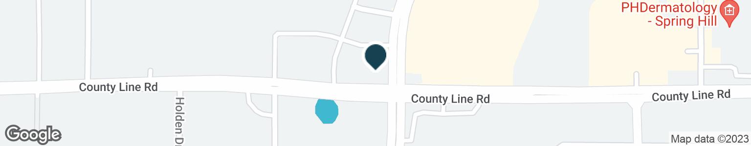 Google Map of105 MARINER BLVD