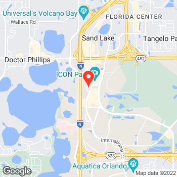 Map of Pizza in Orlando, FL – Cicis Pizza at 8540 International Dr, Orlando, FL 32819