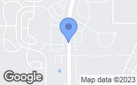 Map of Brooksville, FL