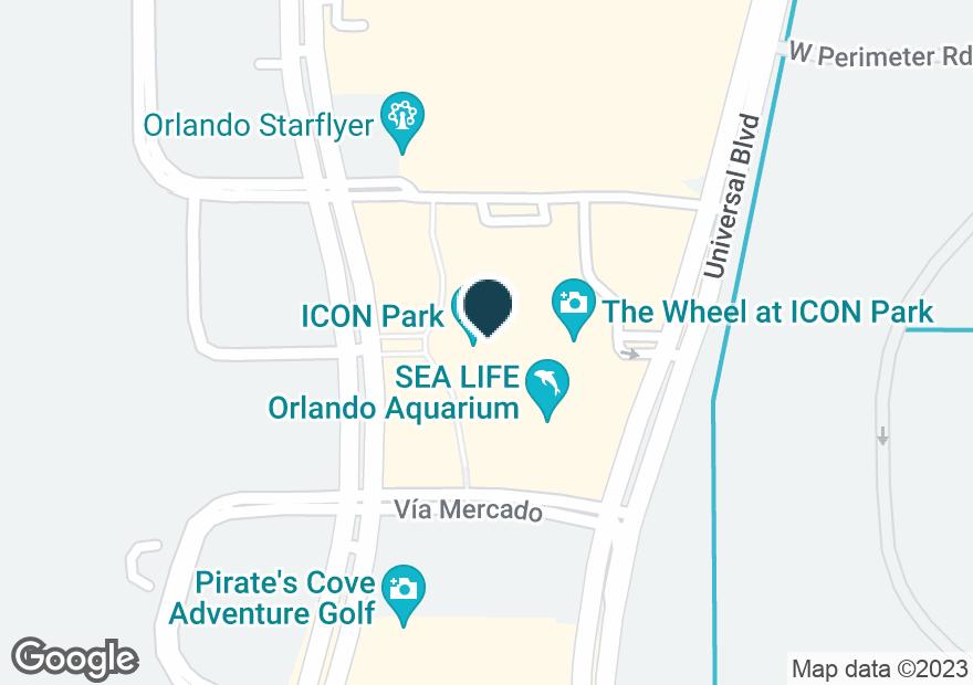 Google Map of8441 INTERNATIONAL DR