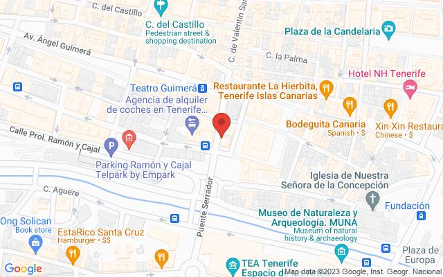 Administración nº14 de Santa Cruz de Tenerife