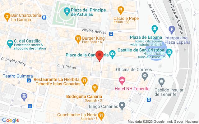 Administración nº9 de Santa Cruz de Tenerife