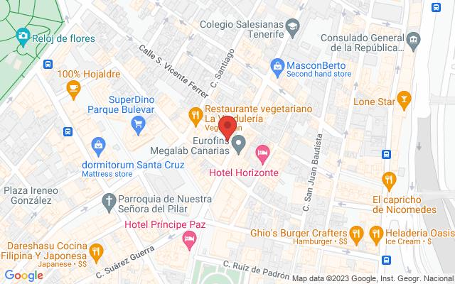 Administración nº1 de Santa Cruz de Tenerife