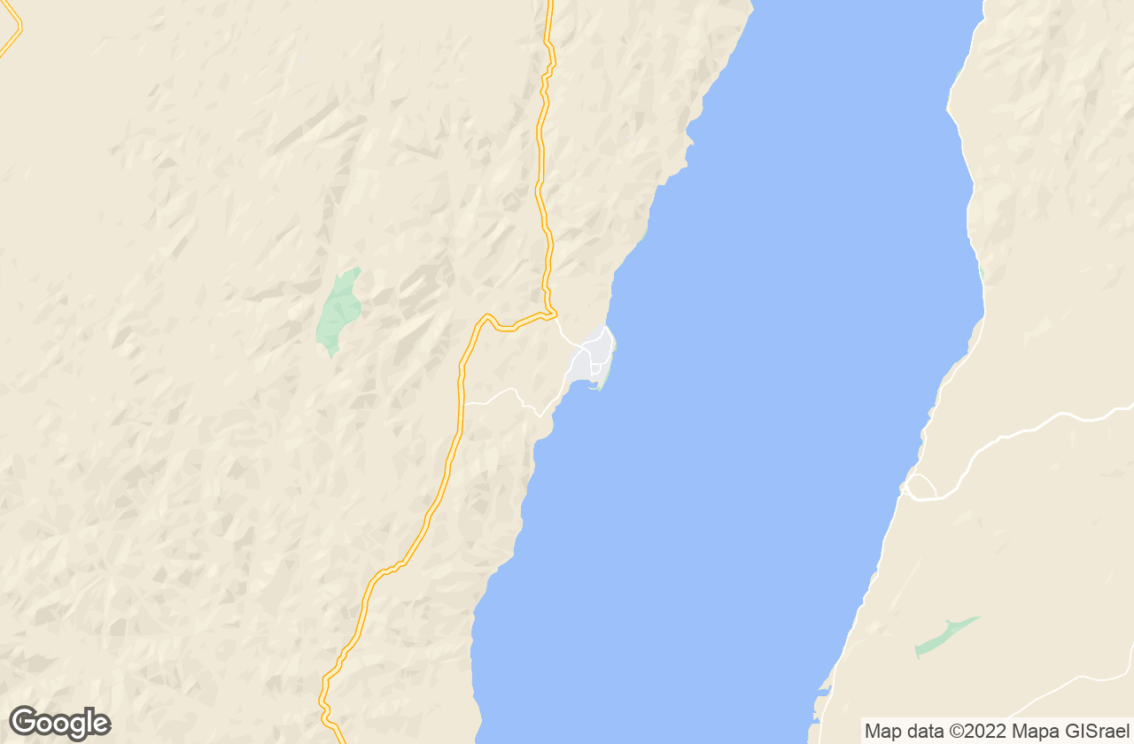Google Map of Dahab