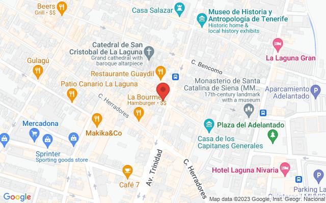Administración nº8 de San Cristóbal de La Laguna