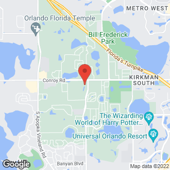 Map of Hair Cuttery - Closed at 5054 Dr Phillips Blvd, Orlando, FL 32819