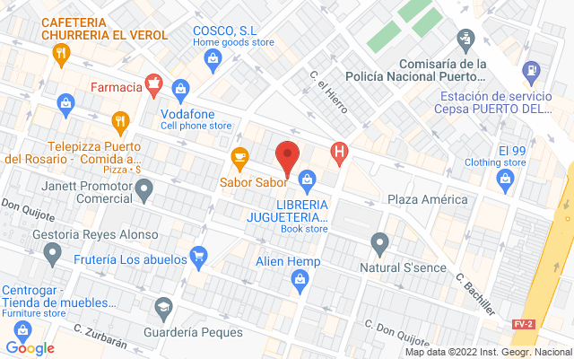 Administración nº2 de Puerto del Rosario