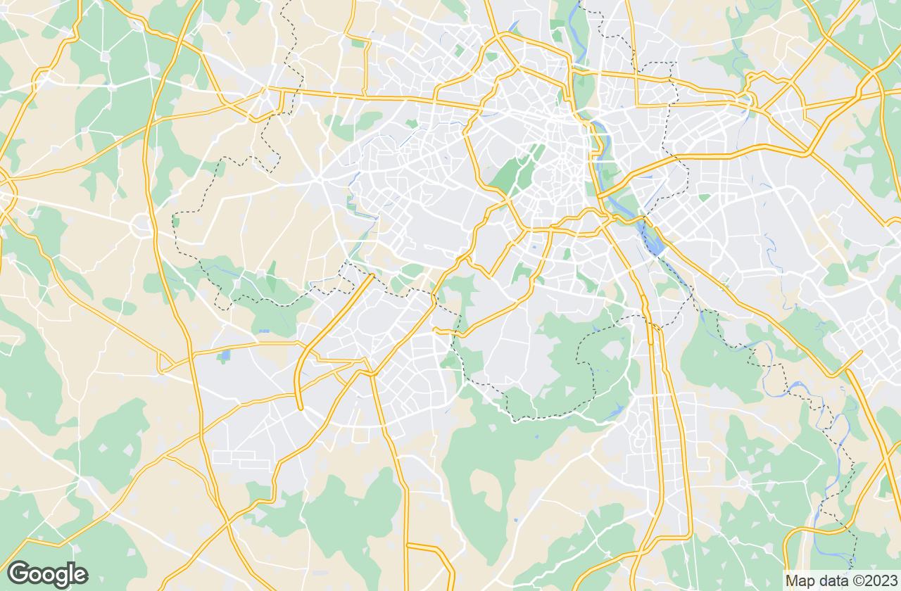 Google Map of Rajokari