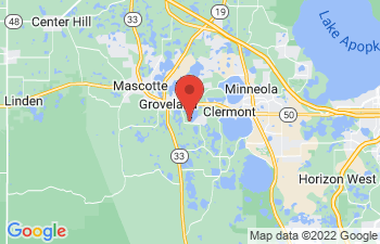 Map of Clermont