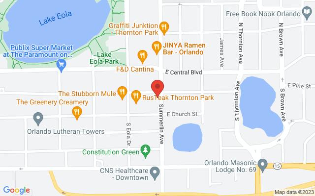static image of 628 East Pine Street, Orlando, Florida