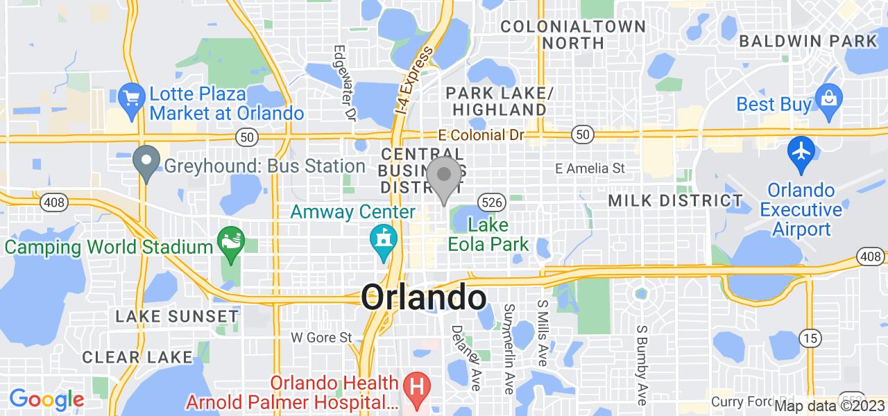 150 E Robinson St Unit 2501, Orlando, FL 32801, US