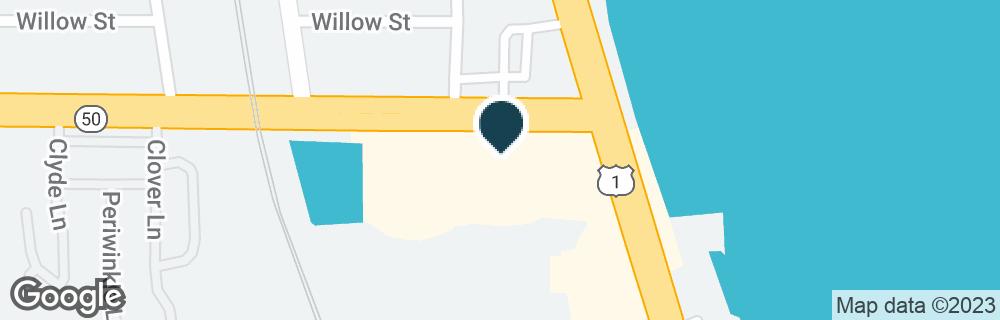 Google Map of4600 S WASHINGTON AVE