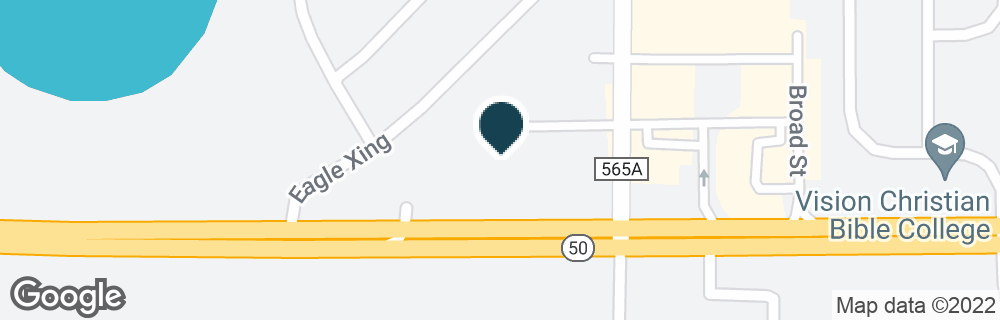 Google Map of7777 STATE ROAD 50