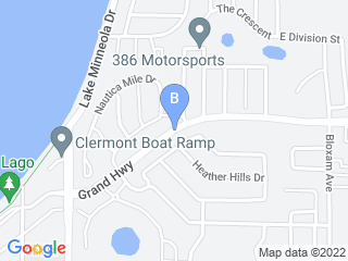 Map of Pawfection Connection Pet Salon Dog Boarding options in Clermont | Boarding