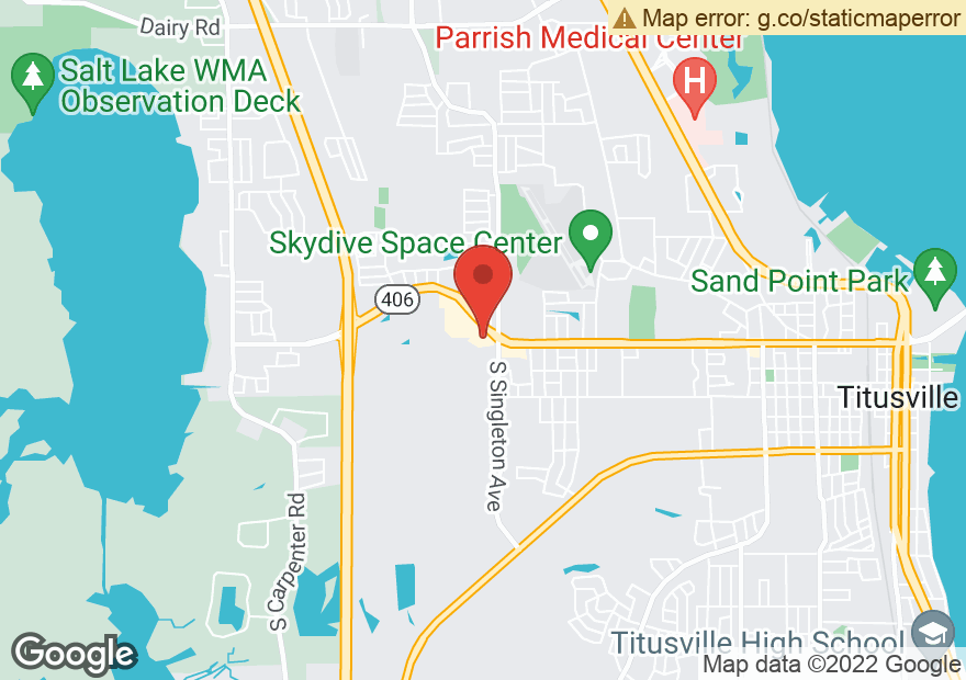 Google Map of 2935 GARDEN ST