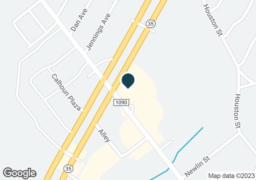 Google Map of1302 N VIRGINIA ST