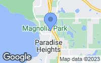 Map of Apopka, FL