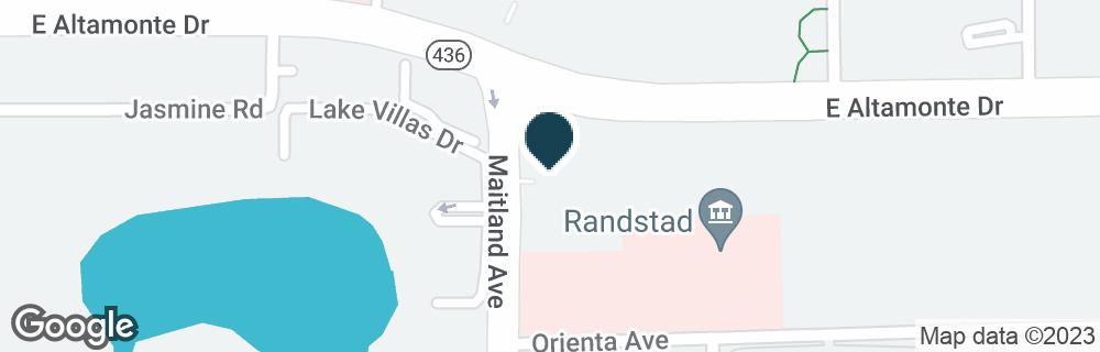 Google Map of113 MAITLAND AVE