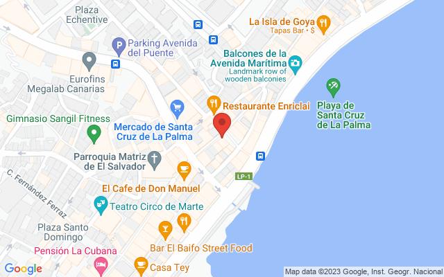 Administración nº1 de Santa Cruz de La Palma