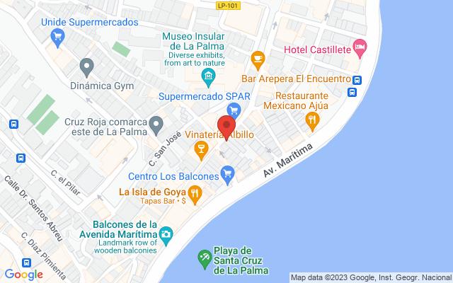 Administración nº2 de Santa Cruz de La Palma