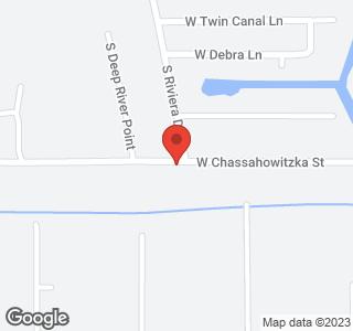 10361 Chassahowitzka River
