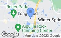 Map of Longwood, FL