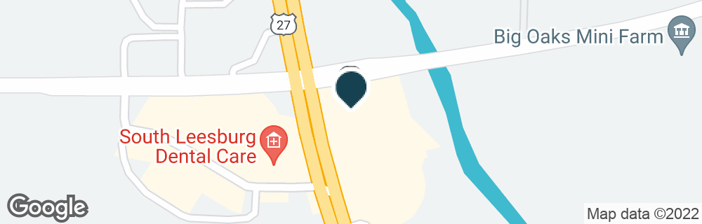 Google Map of27440 US HIGHWAY 27
