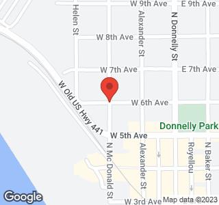 601 N Mcdonald Street , 603