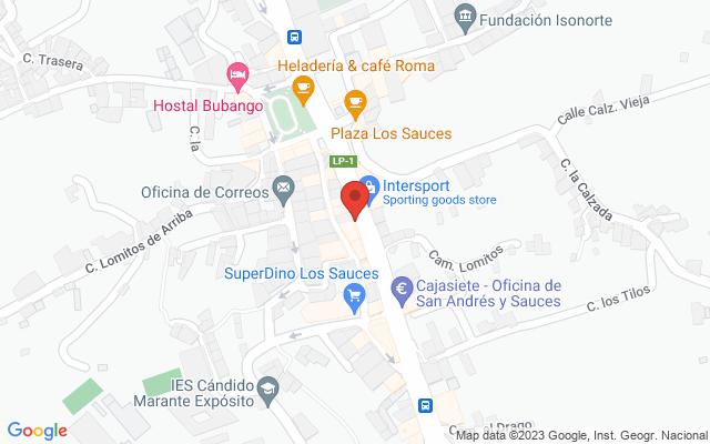 Administración nº1 de San Andrés y Sauces
