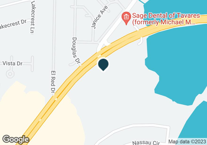 Google Map of680 E BURLEIGH BLVD