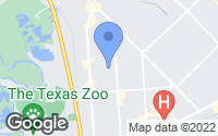 Map of Victoria, TX