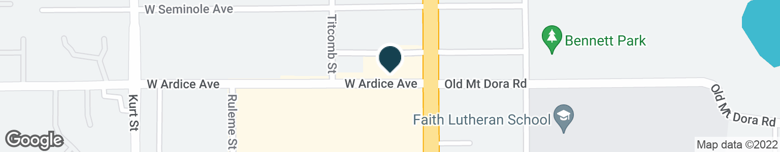 Google Map of101 W ARDICE AVE