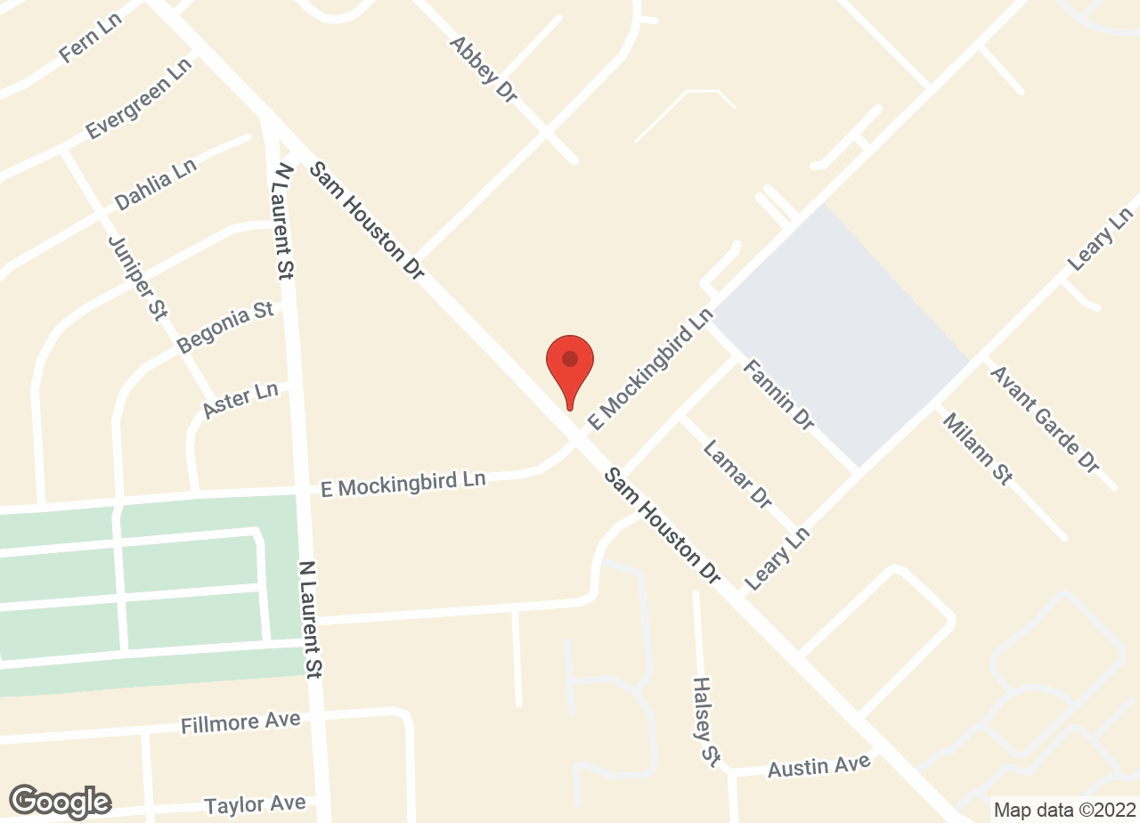 Google Map of VCA Victoria Animal Hospital