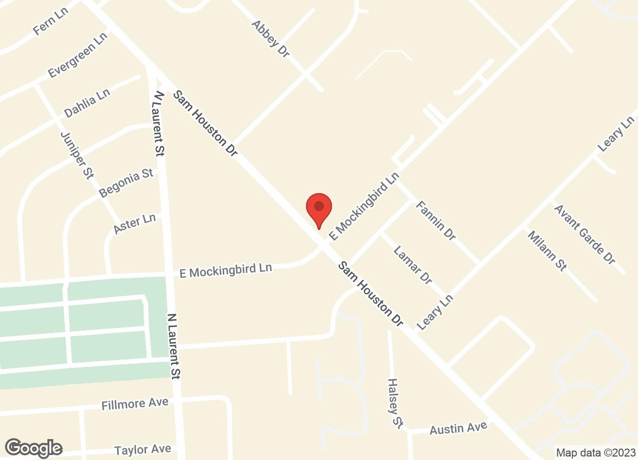 Google Map of VCA Victoria Animal Hospital