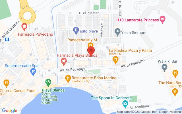 Administración nº1 de Playa Blanca
