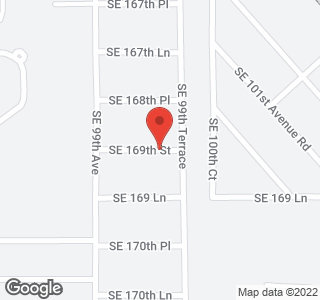 9970 SE 169th St.