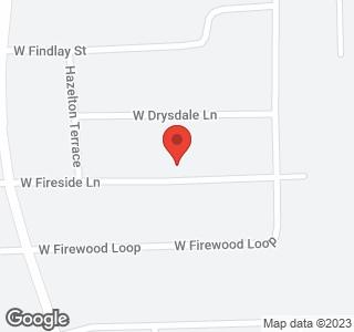 3921 W Fireside Lane