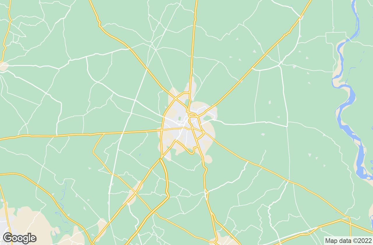 Google Map of Meerut