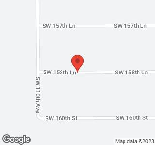 10890 SW 158th Lane